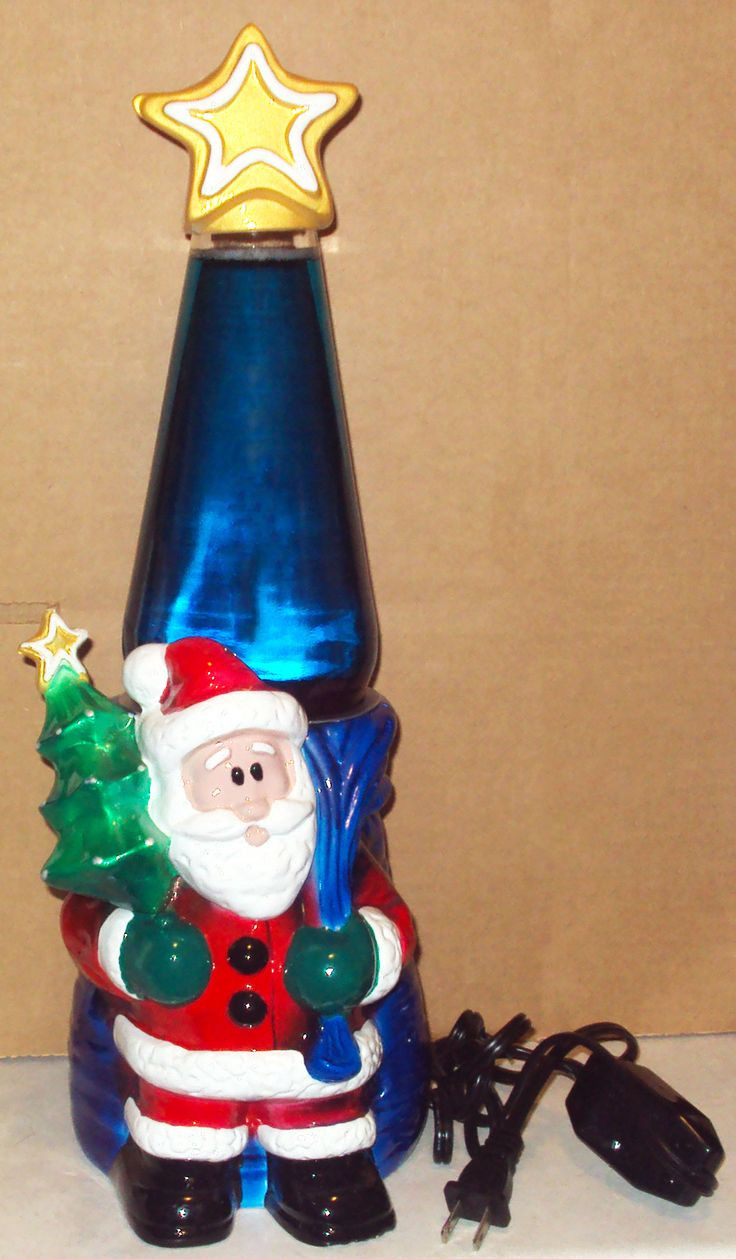 Christmas Lava Lamp  15 best Lava Lamps images on Pinterest