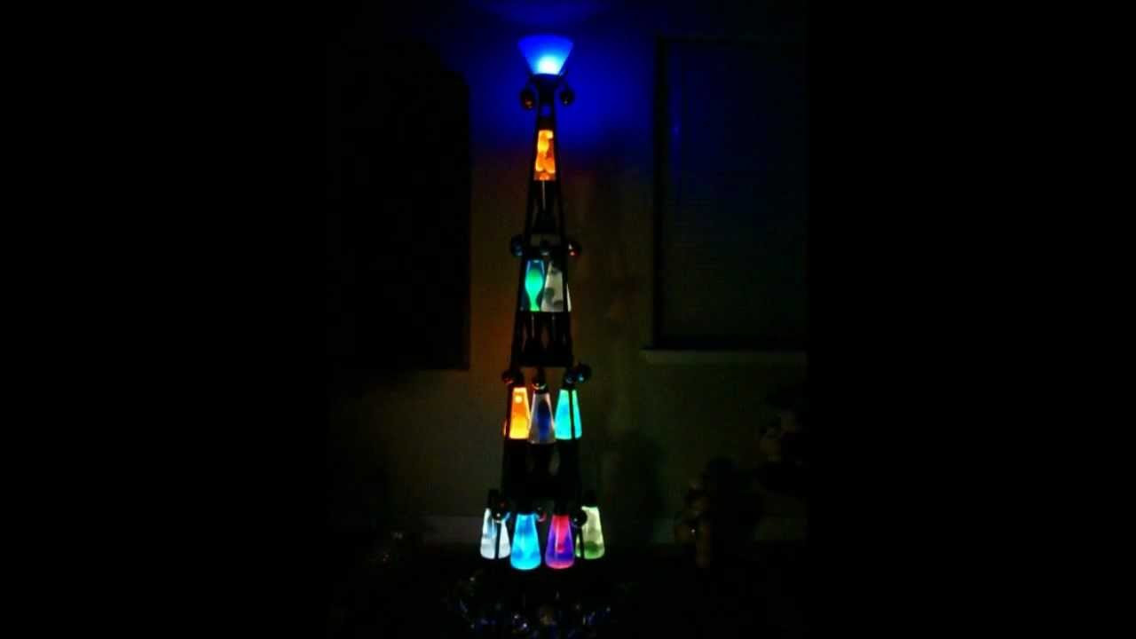 Christmas Lava Lamp  Groovy Christmas Lava Lamp Christmas Tree