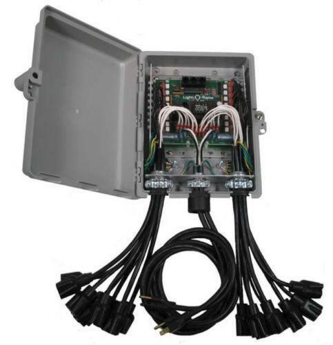 Christmas Lighting Controller System  Light O Rama