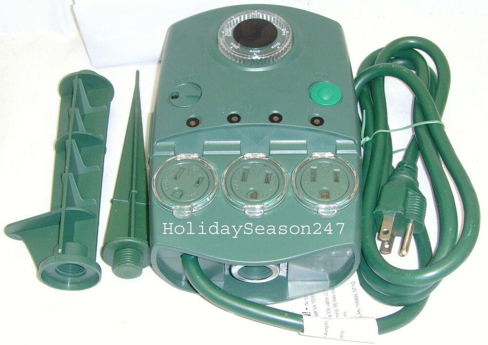 Christmas Lighting Controller System  Christmas Holiday Light Effect Light Show Controller