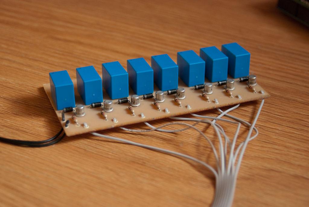 Christmas Lighting Controller System  Arduino Christmas Light Controller 5 Steps with
