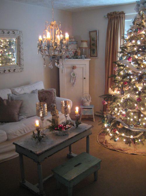 Christmas Living Room Ideas  41 Christmas Decoration Ideas for Your Living Room DesignBump