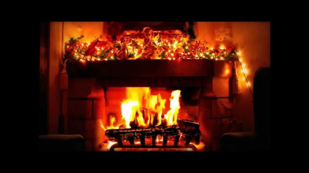 Christmas Songs With Fireplace  Christmas Songs With Fireplace 2 hours 2014