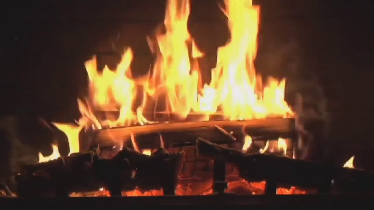 Christmas songs with Fireplace New 3 Hours Of Christmas Music with Fireplace