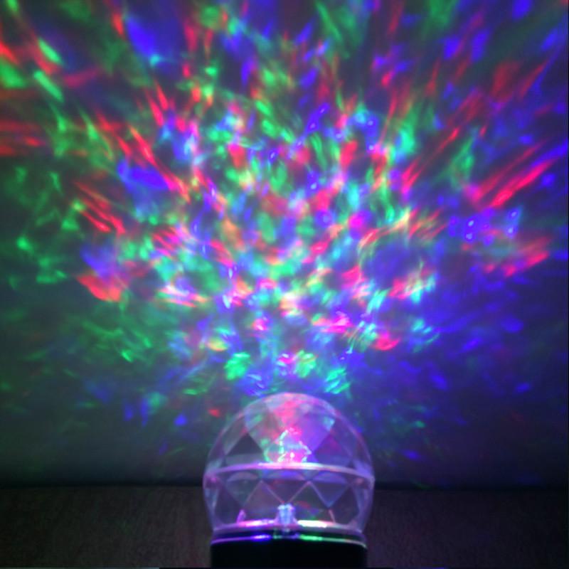 Christmas Spot Lighting  Hot Sale Light Show LED Ultra Bright Multi Colored