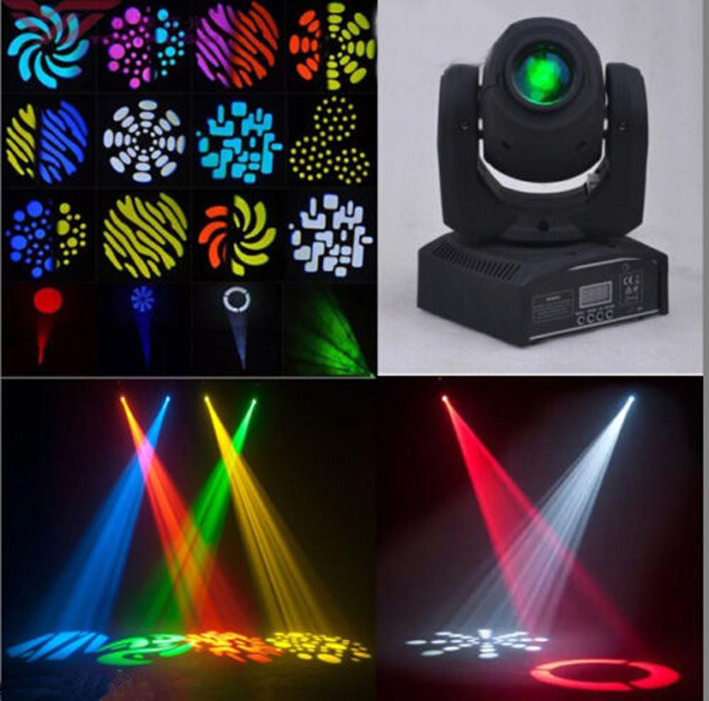 Christmas Spot Lighting  Christmas lights 60W RGBW GOBO LED spot Moving Head Light