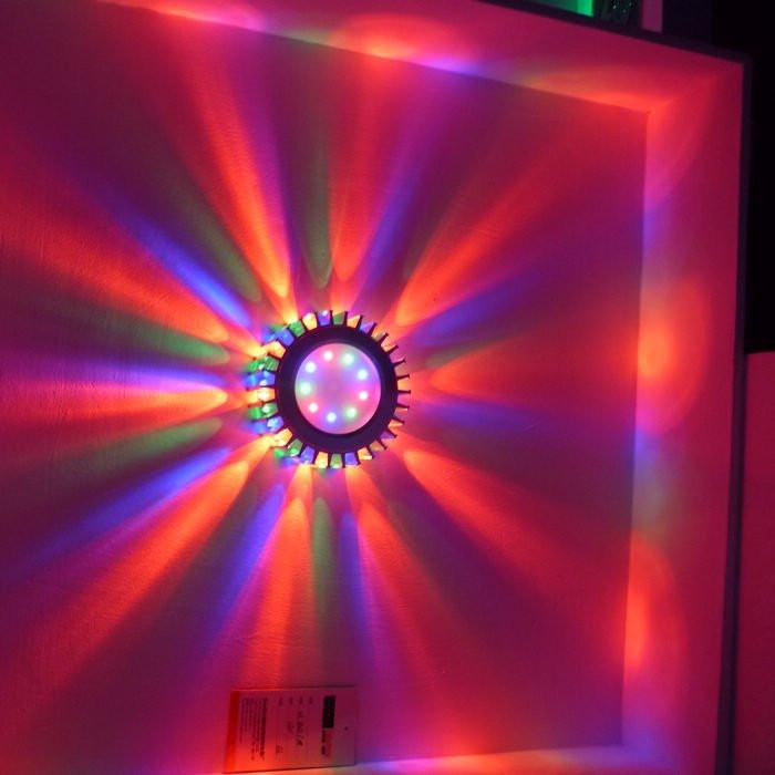 Christmas Spot Lighting  Free Shipping 9010 LED christmas light spot light wall