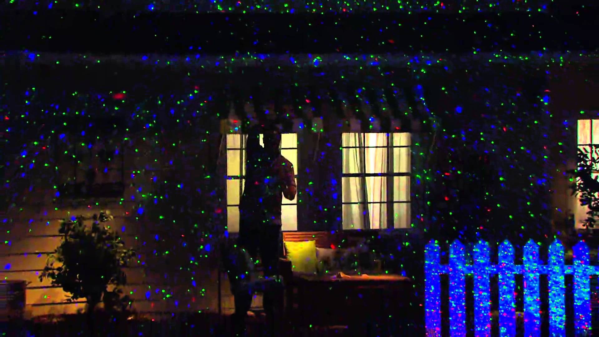 Christmas Spot Lighting  Christmas Spot Lights
