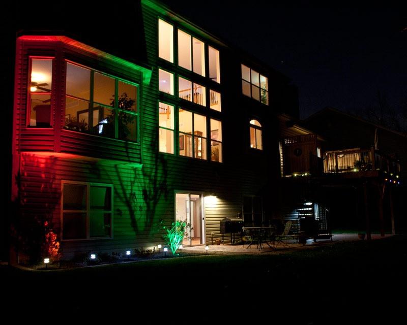 Christmas Spot Lighting  Holiday Spot Lights