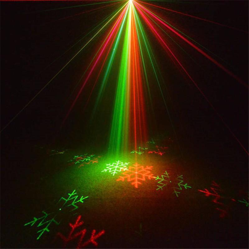 Christmas Spot Lighting  Outdoor Xmas Laser Lights Projector Waterproof Garden