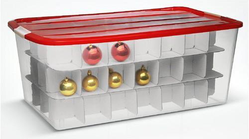 Christmas Storage Box  Christmas Storage & Organization Ideas