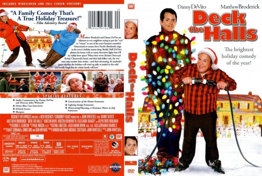 Christmas Story Deck The Halls  Top 10 Christmas Movies