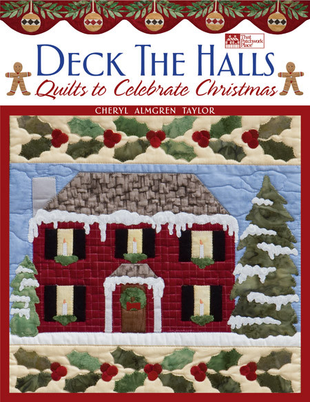 Christmas Story Deck The Halls  Spotlights All About Applique