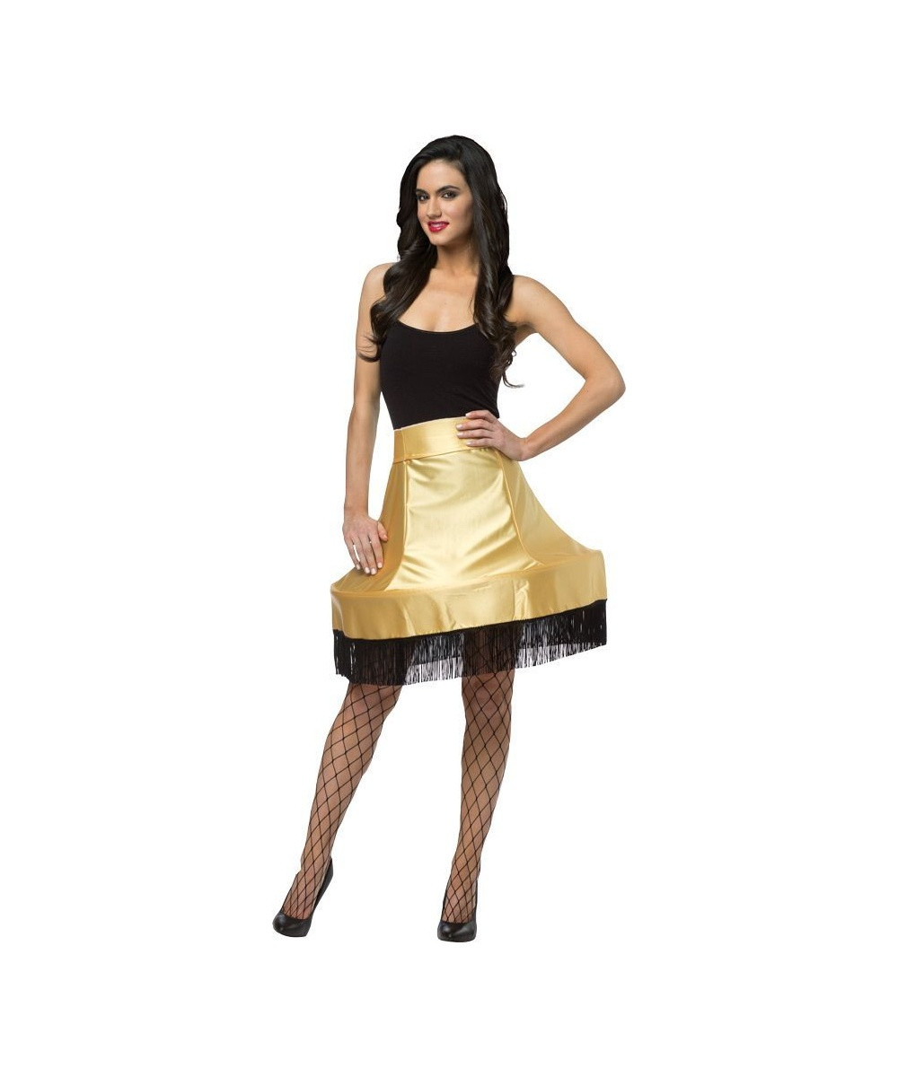 Christmas Story Lamp Shade Costume Unique A Christmas Story Lamp Shade Skirt Women Costume