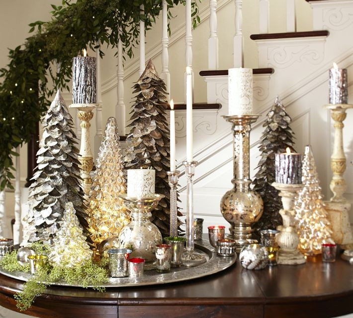 Christmas Table Decorations  Christmas Centerpieces