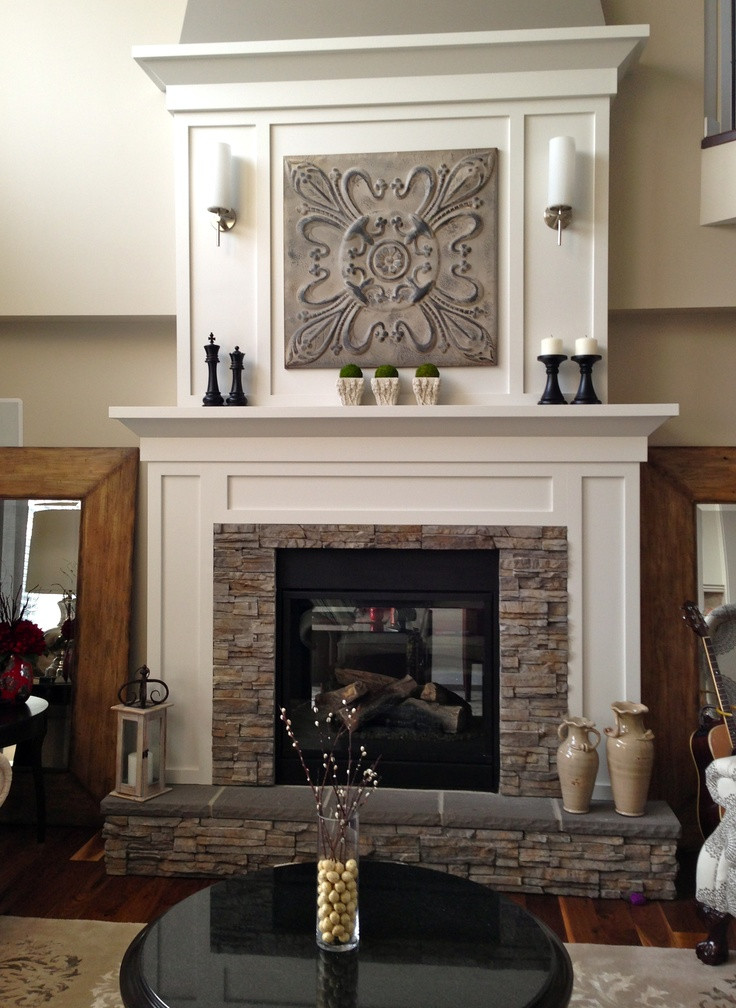 Christmas Themed Fireplace Screen  1000 images about Fireplace ideas for beach house on