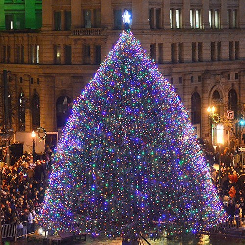 Christmas Tree Lighting Nyc  Christmas tree lightings in Upstate NY 2017 schedules