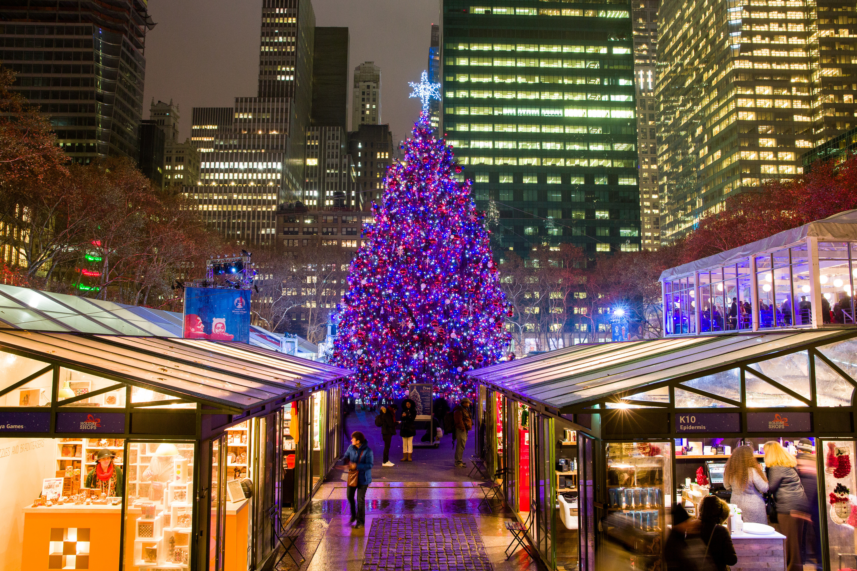 Christmas Tree Lighting Nyc  Here are the dates for the best tree lighting ceremonies
