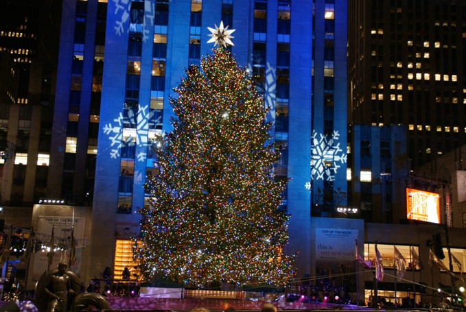 Christmas Tree Lighting Nyc  Nepalese News Live from the capital