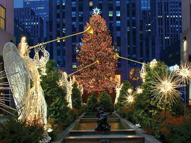 Christmas Tree Lighting Nyc  Rockefeller tree lighting guide in New York City