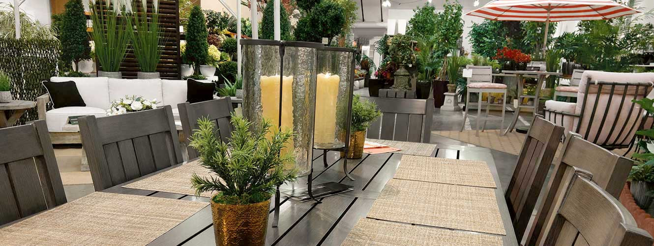 Christmas Tree Shop Patio Furniture  Silk Flowers Home Decor & Christmas Trees