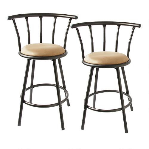 Christmas Tree Shop Patio Furniture  Swivel Metal Bar Stool