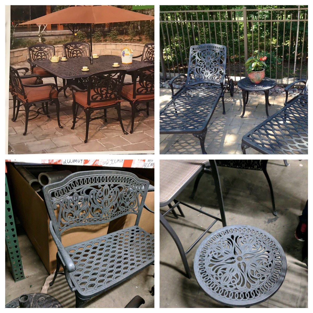 Christmas Tree Shop Patio Furniture  Decoration Fortunoff Christmas Trees Applied To Home