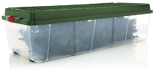 Christmas Tree Storage Container  Decluttering home after holiday easy with experts tips