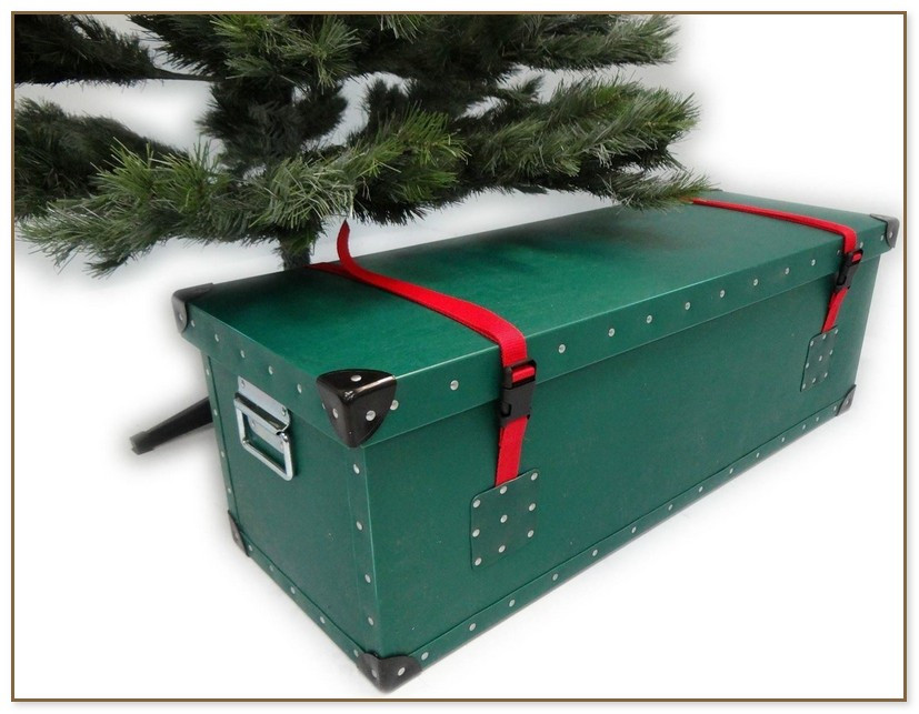 Christmas Tree Storage Container  Shipping Container Storage Shed