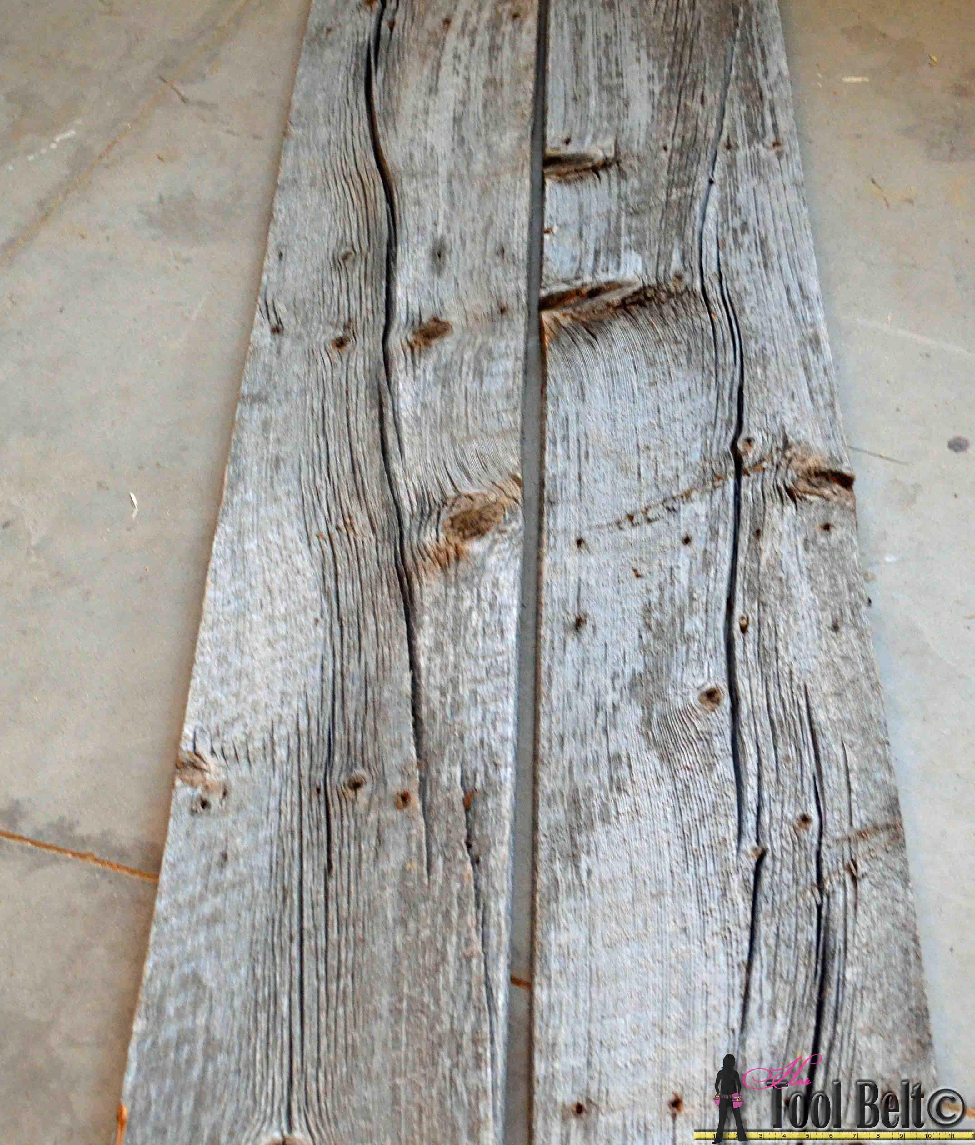 Christmas Wood Art  Rustic Christmas Tree Her Tool Belt