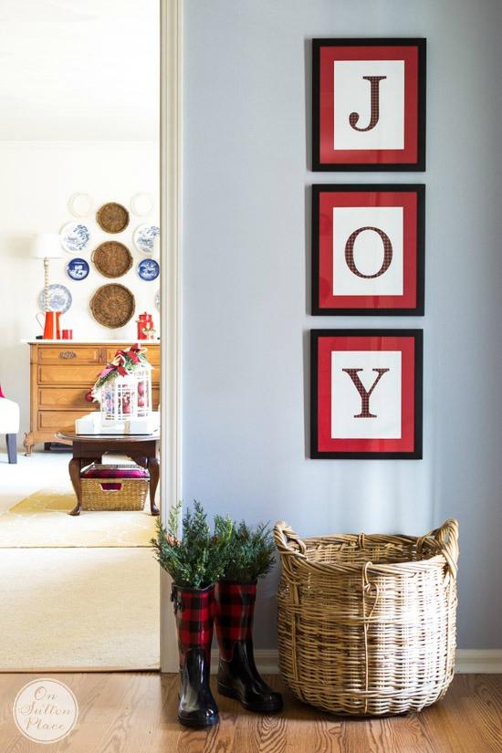 Diy Christmas Wall Art  Free Christmas Printables for Gifts Decorating and Fun