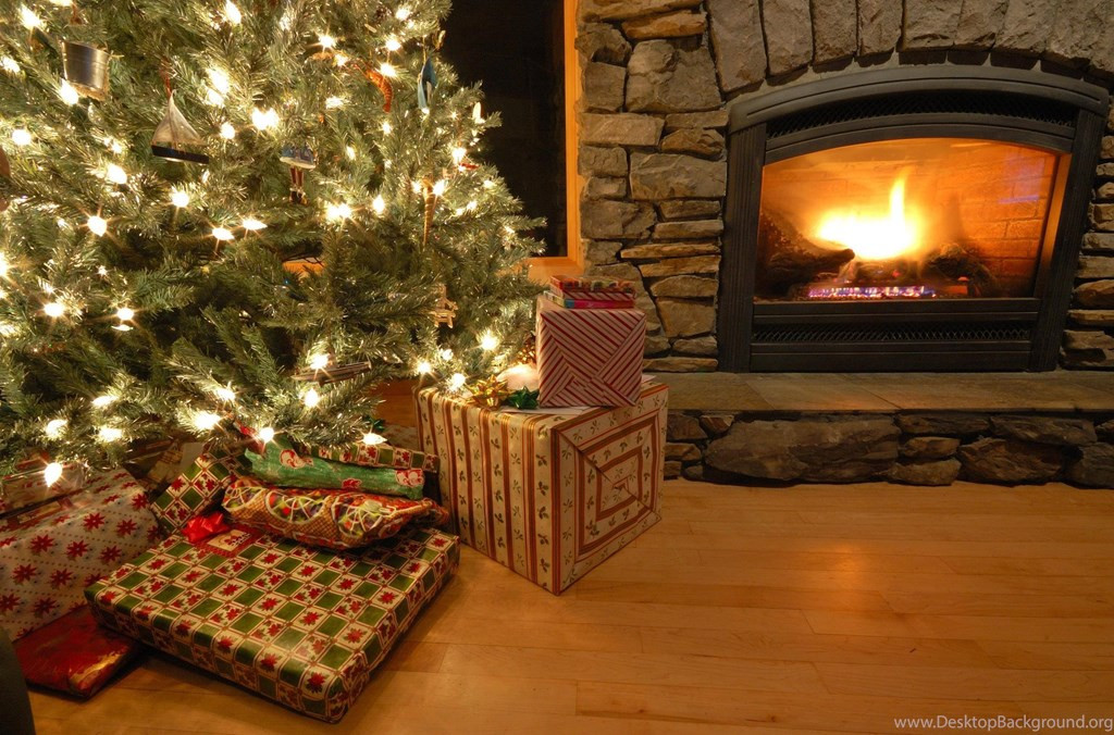 Fireplace Christmas Background  Christmas Fireplace Backgrounds Wallpapers Cave Desktop