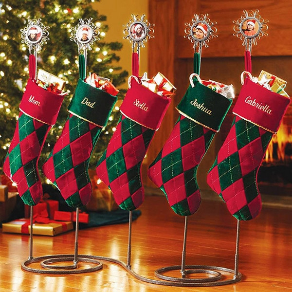 Floor Christmas Stocking Stands  Christmas stocking holders – cool ideas for your Christmas