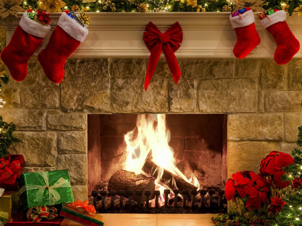 Free Christmas Fireplace Screensaver  170 Christmas Screensavers for Windows 10 desktop