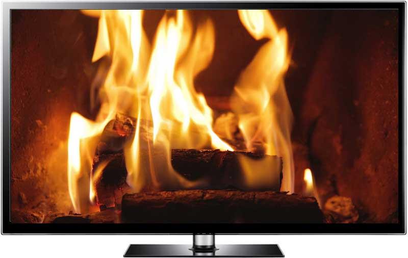 Free Christmas Fireplace Screensaver  Fire Screensaver Video in HD Toasty Fireplace for Christmas