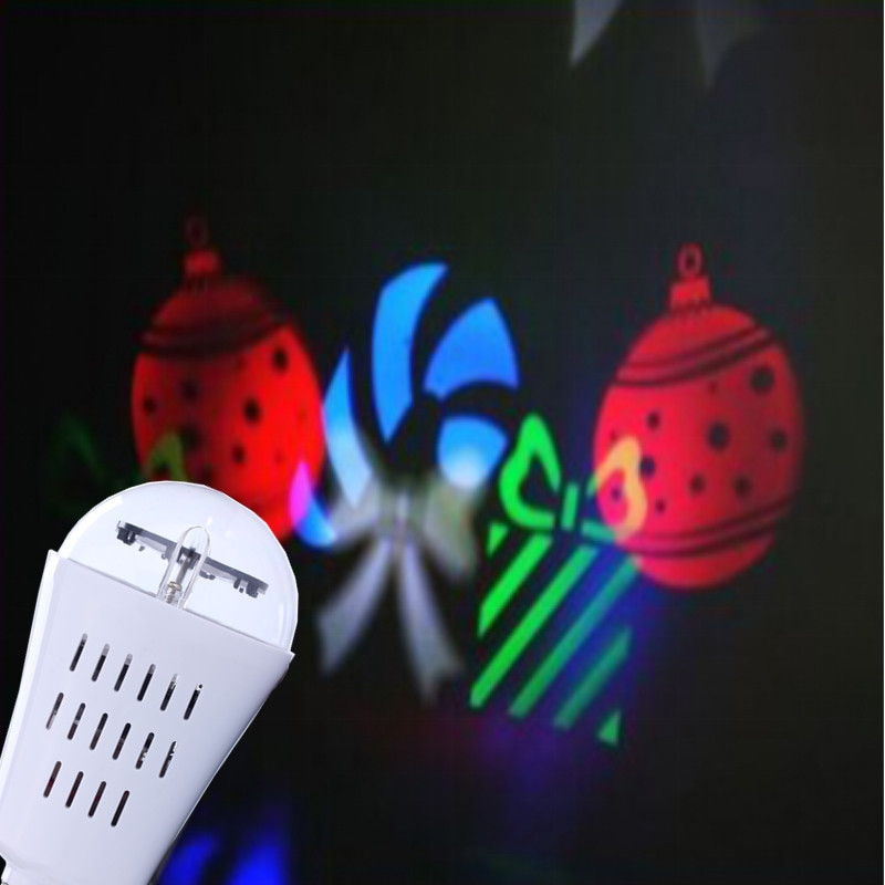 Indoor Christmas Projector  2018 New Arrival Indoor Christmas Led Light projector