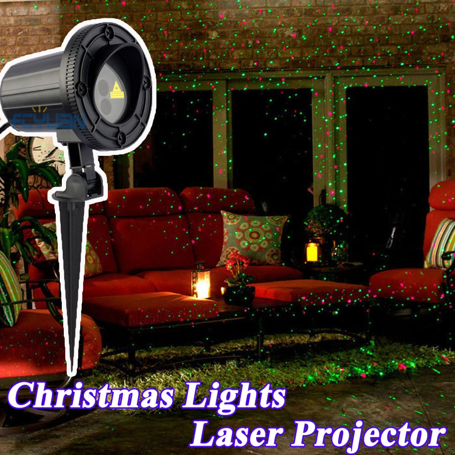 Indoor Christmas Projector  Aliexpress Buy Christmas Lights outdoor Indoor New