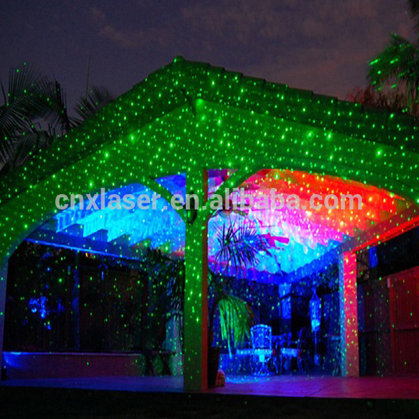 Indoor Christmas Projector  outdoor indoor Christmas lights decorate laser projector