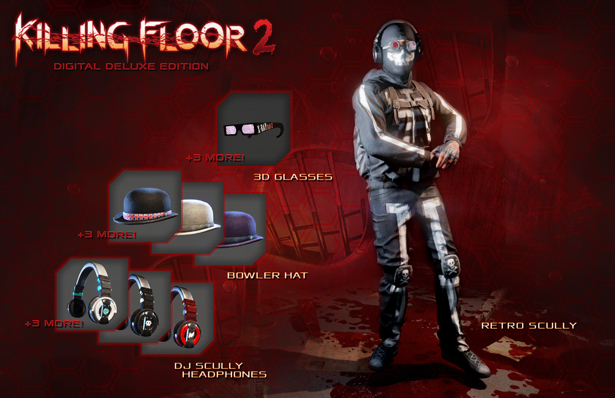 Killing Floor 2 Christmas 2019  Steam munity Guide KF2 Exclusive Content