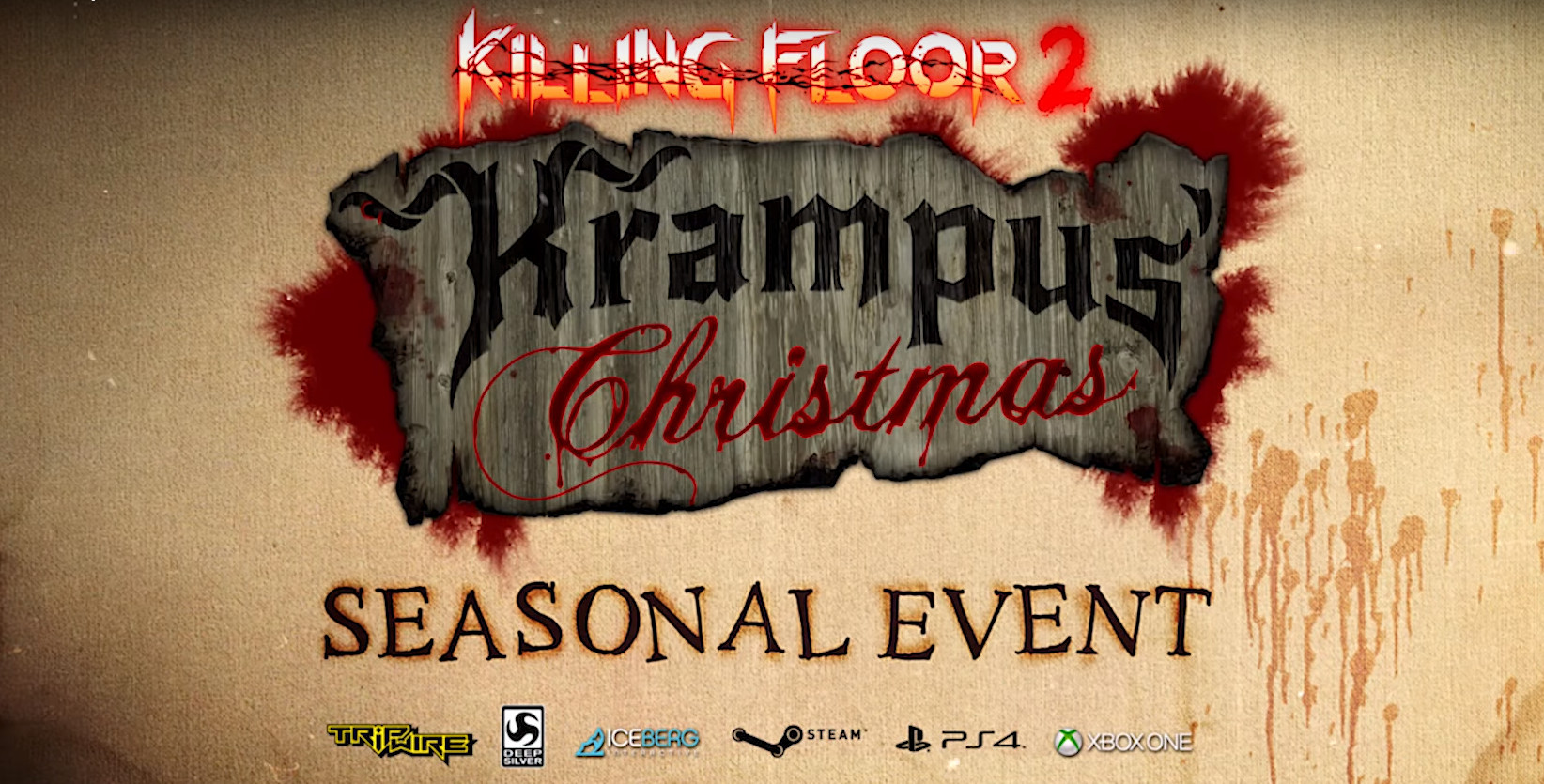Killing Floor 2 Christmas 2019  KILLING FLOOR 2 Krampus Christmas Seasonal Update
