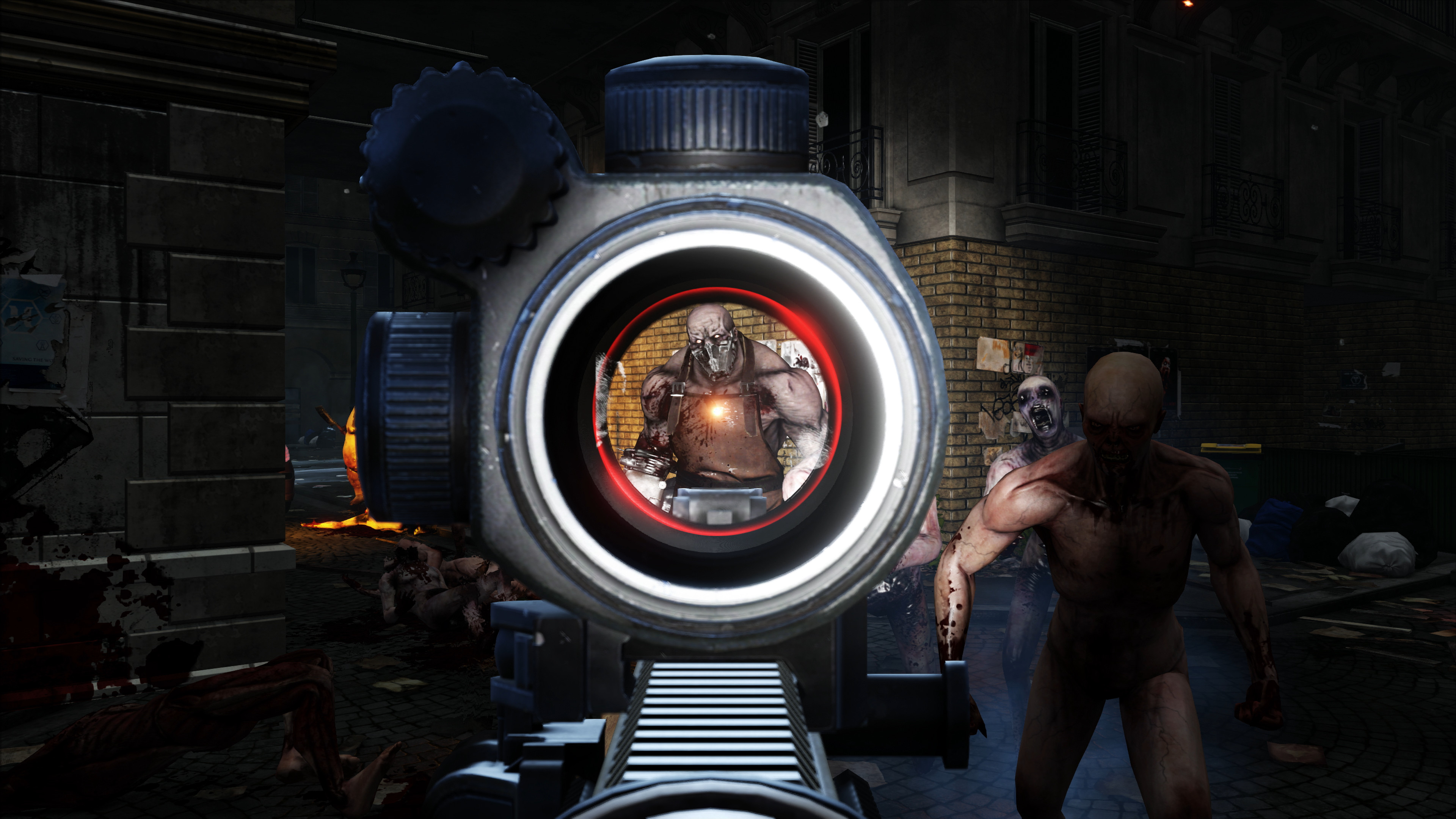 Killing Floor 2 Christmas 2019  Killing Floor 2 Shows Action Enemies and Gore in New