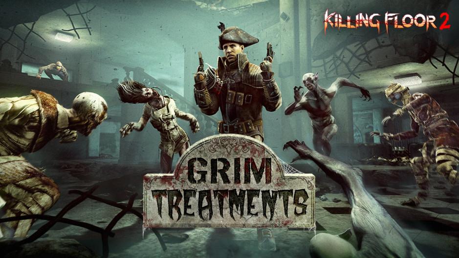 Killing Floor 2 Christmas 2019  New Tricks and Treats in the Killing Floor 2 Grim