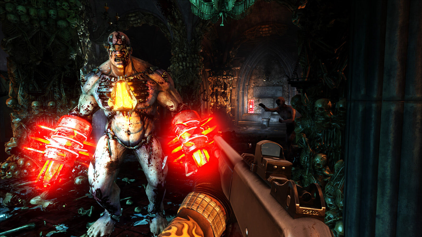 Killing Floor 2 Christmas 2019  Killing Floor Double Feature Out PS4 and PS4 VR