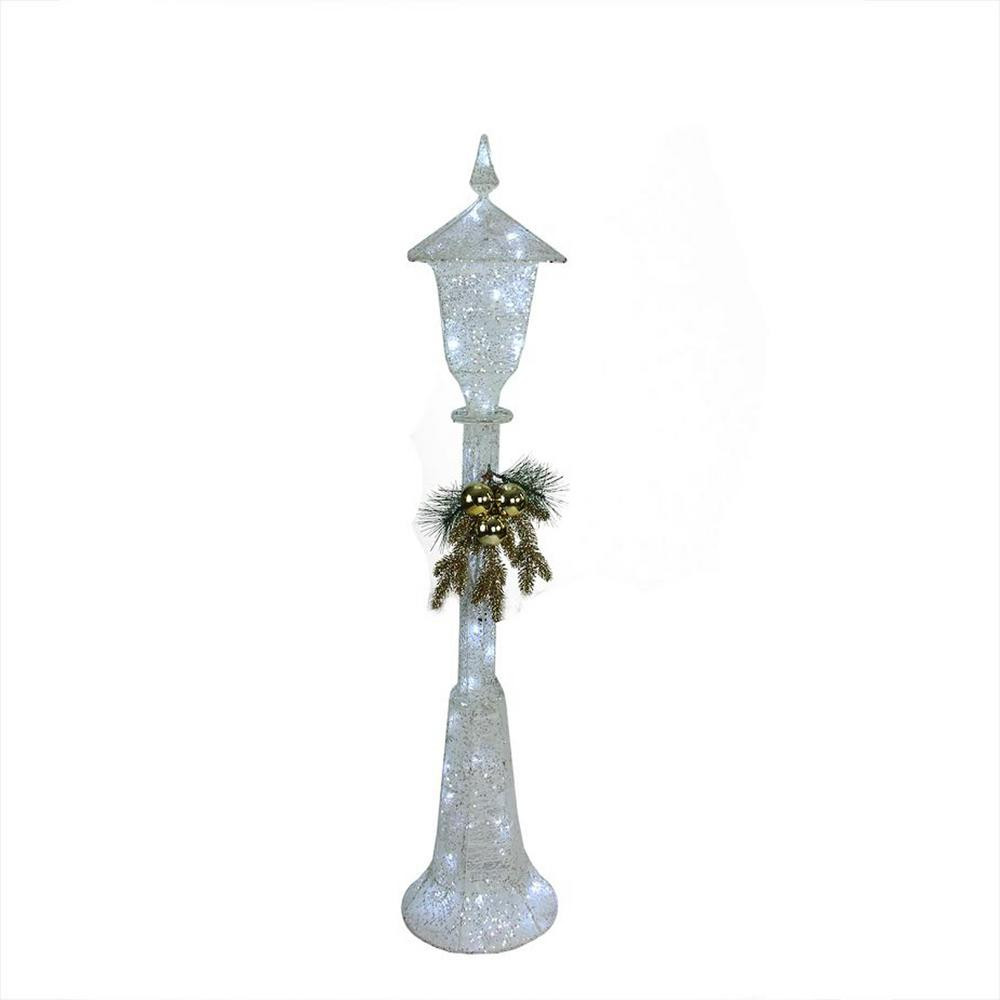Lighted Outdoor Christmas Lamp Post Best Of northlight 48 In Christmas Led Lighted Indoor Outdoor
