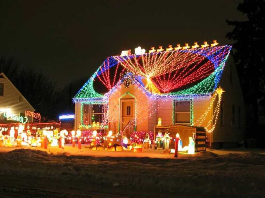 Outdoor Christmas Decorations Clearance  Outdoor Lighted Christmas Decorations Clearance