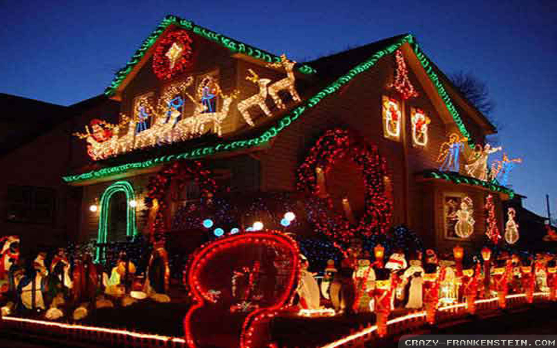 Outdoor Christmas Decorations Clearance  The top 20 Ideas About Outdoor Christmas Decorations