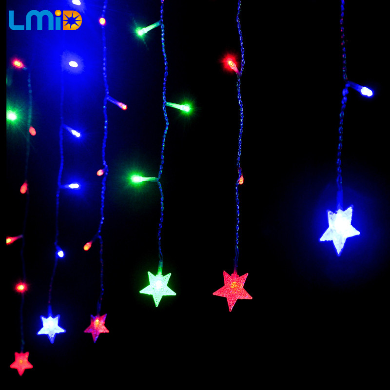 Outdoor Christmas Garland With Lights  Outdoor Christmas Garland Decoration 2 0 6M 60 Leds