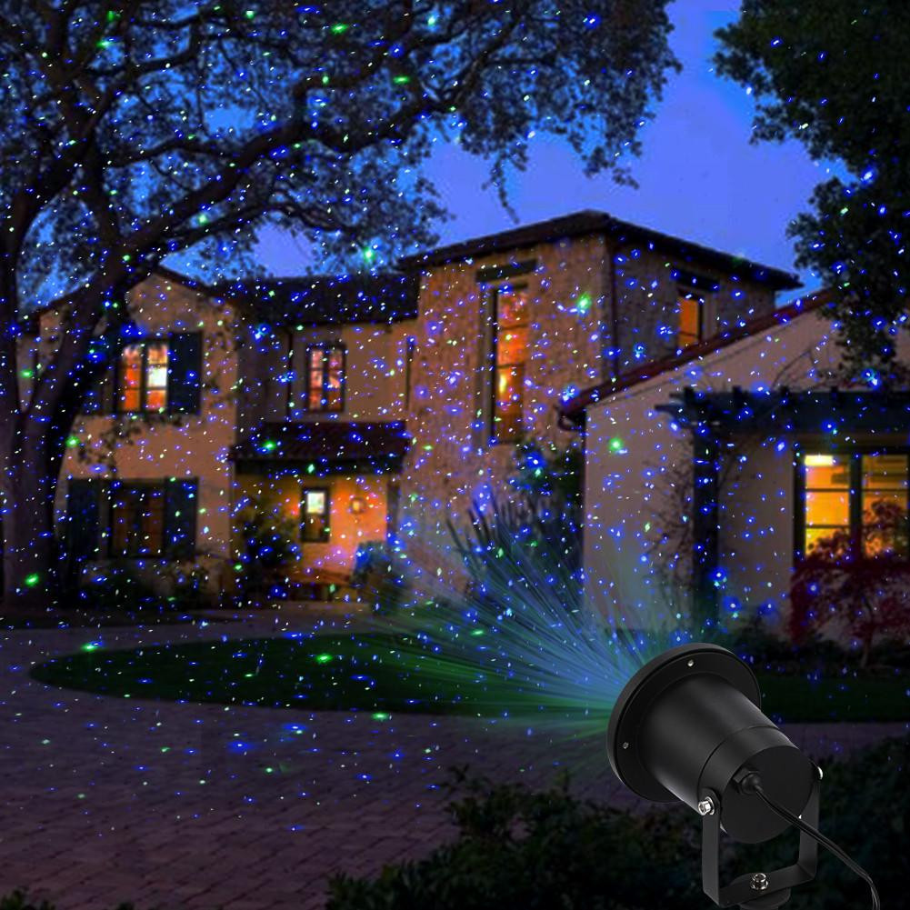 Outdoor Christmas Laser Lights  10 facts to know about Christmas laser lights outdoor