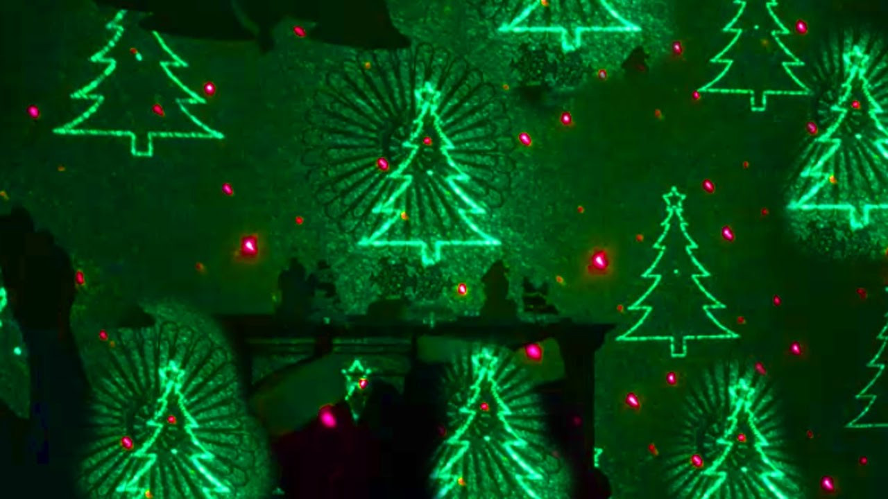 Outdoor Christmas Laser Lights  Laser Christmas Lights & Outdoor Holiday Projectors Review