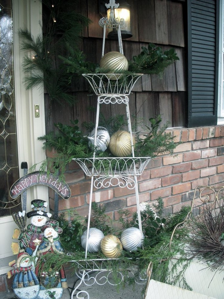 Outdoor Christmas Ornaments  95 Amazing Outdoor Christmas Decorations DigsDigs